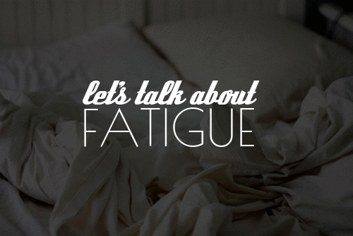 FATIGUE: What does it mean to Reach Fatigue in Penis Enlargement